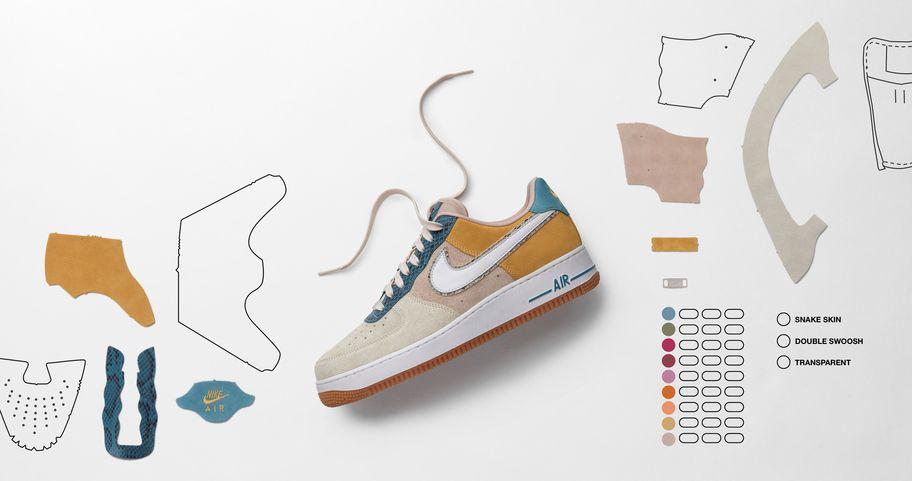 Nike By You Custom sko. (DK)