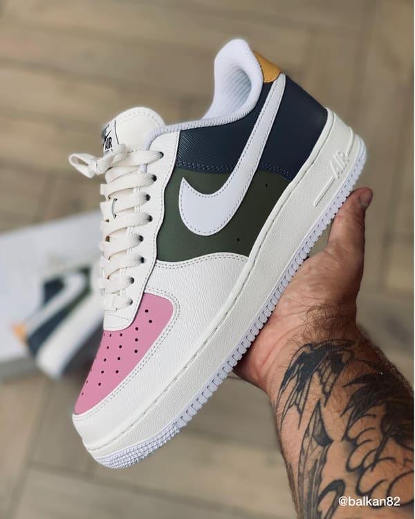custom order nike shoes