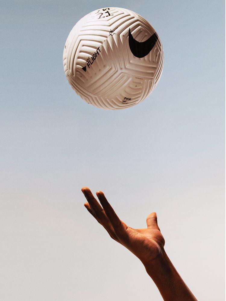 Nike Flight Ball. Nike.com