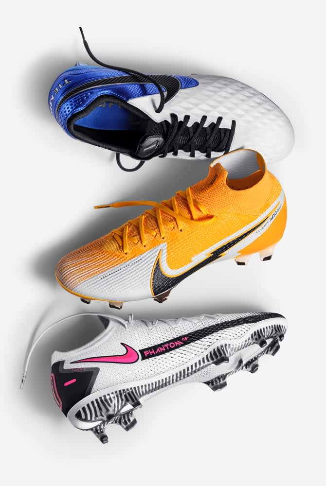 Lógicamente hierba barricada  Nike Fútbol. Nike MX