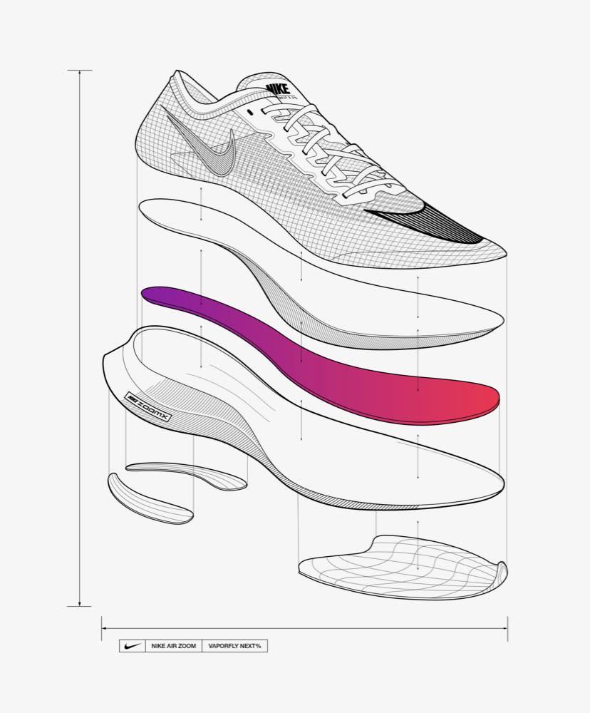 scarpe running nike vaporfly