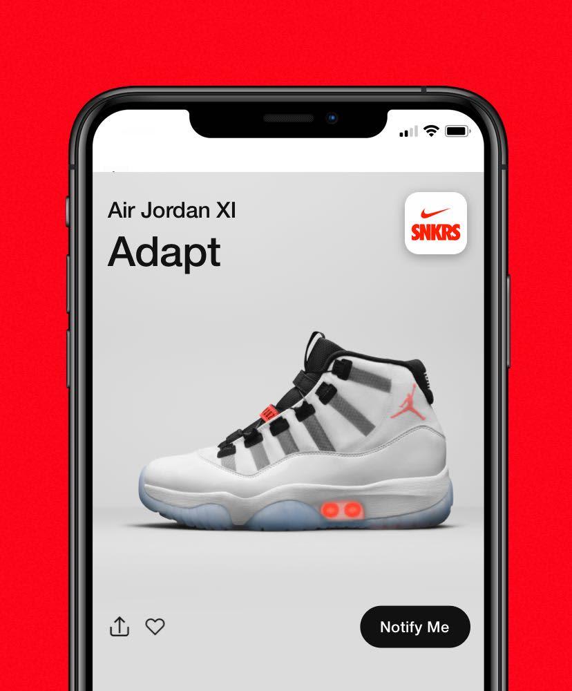 Nike SNKRS App. Nike.com