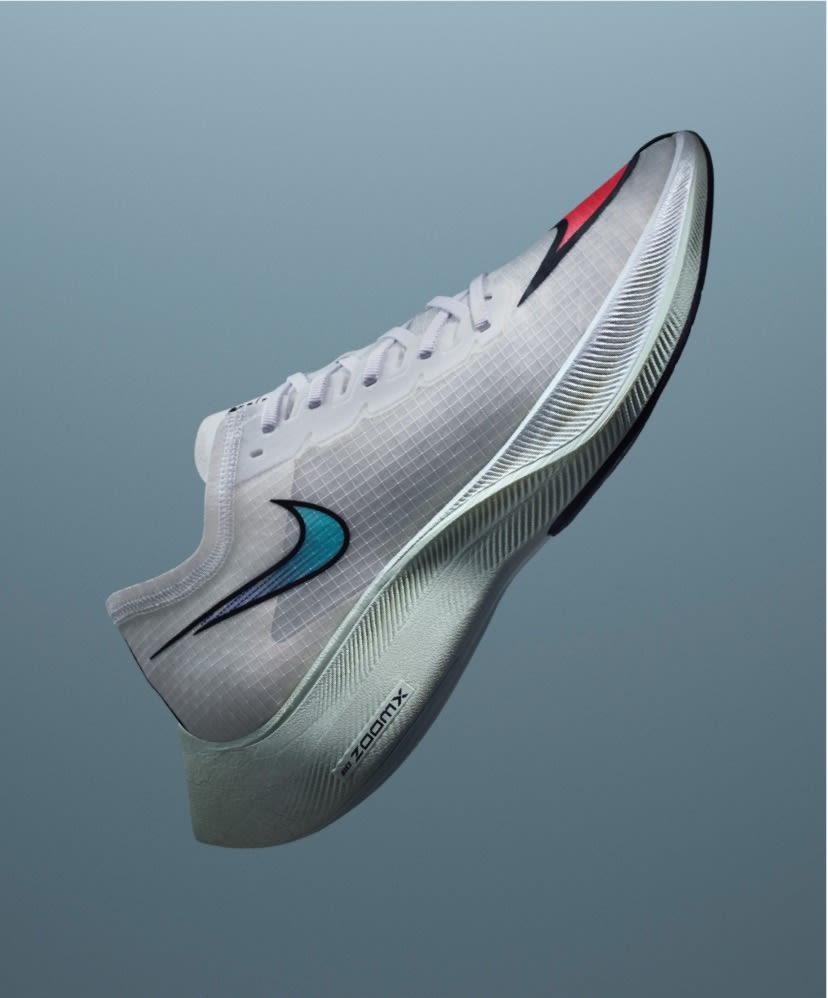 Nike VaporFly. С новой технологией