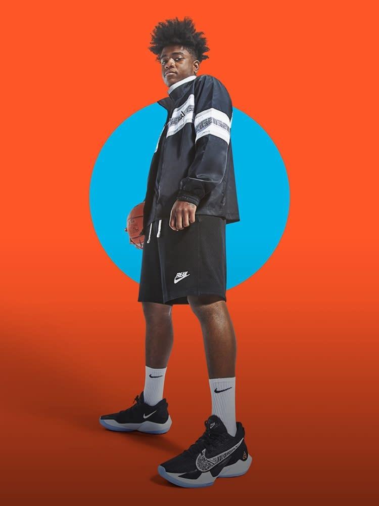 Desafío marco salida  Nike Basketball. Nike.com