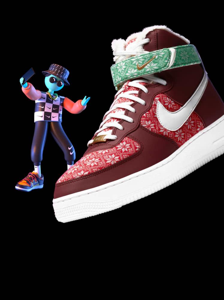 Nike. Just Do It. Nike GB