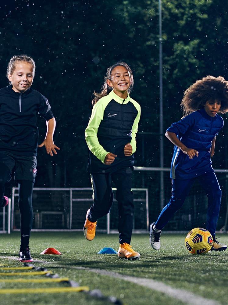 Nike Barn. Nike SE