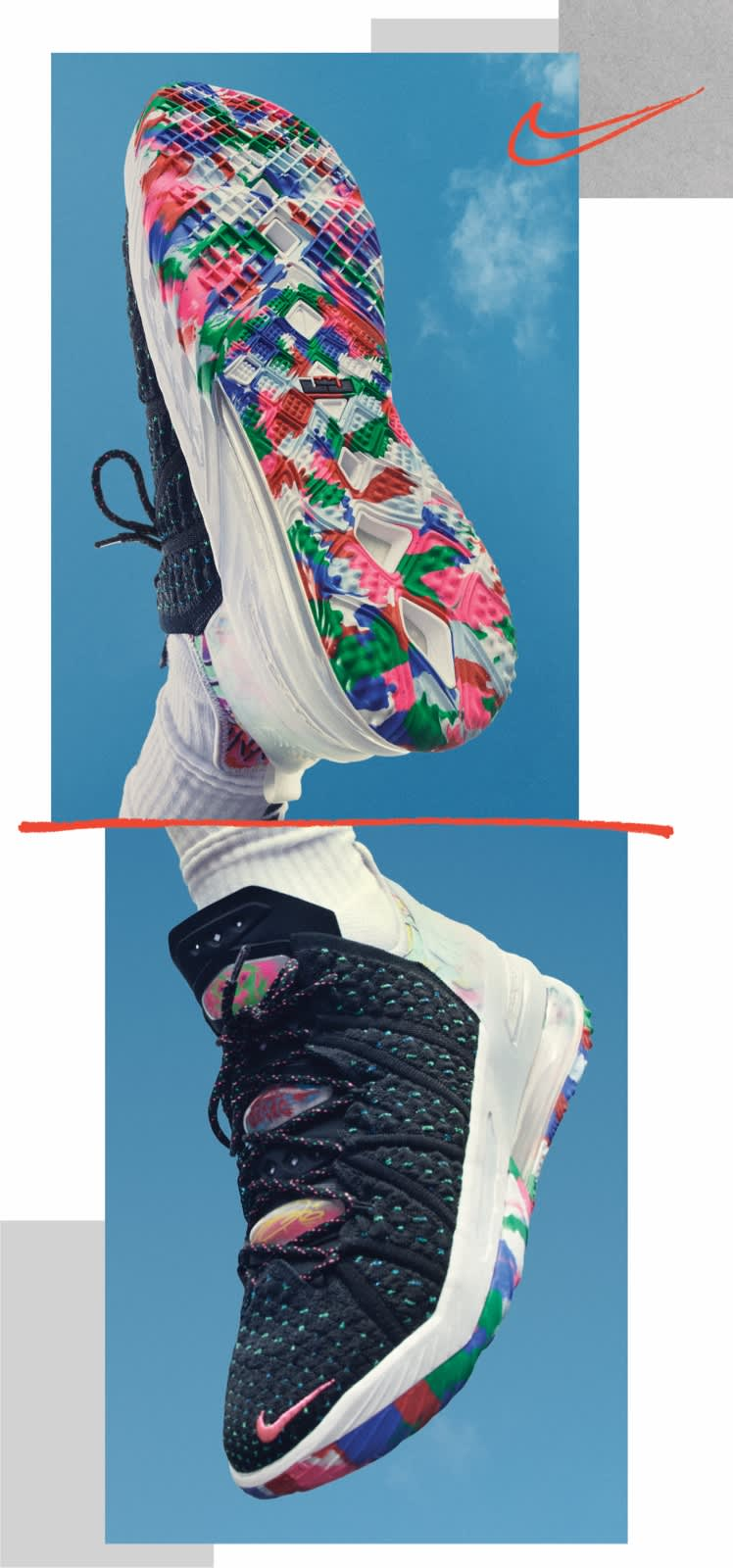 Lebron James Nike Id
