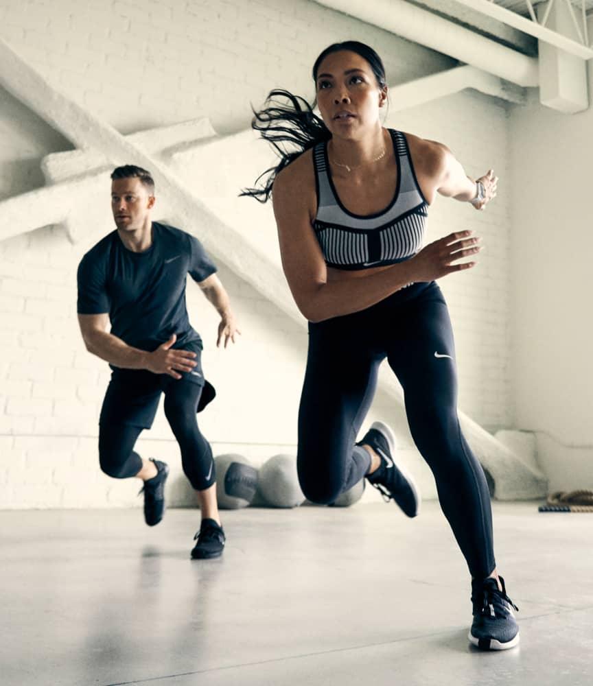 Nike Training Club App. Entrenamientos en casa y mucho másundefined