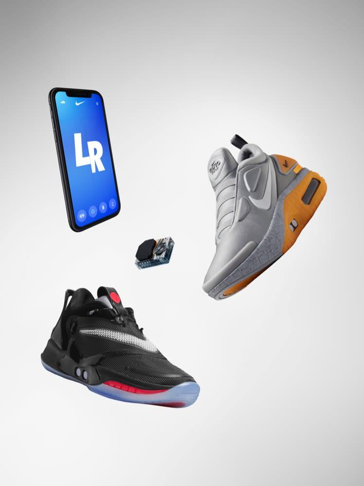 doble Ellos Suelto  Nike Adapt. Nike
