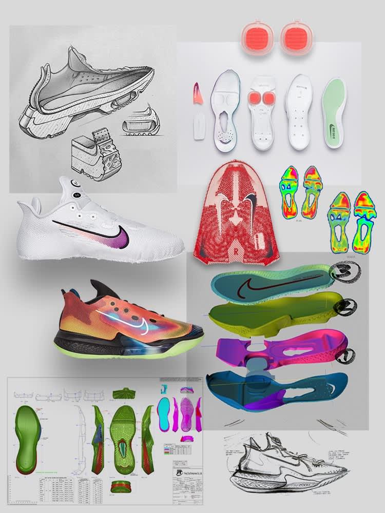 Nike Air Zoom BB NXT. Nike.com