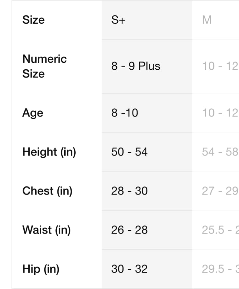 Extended Sizing for Kids. Nike.com