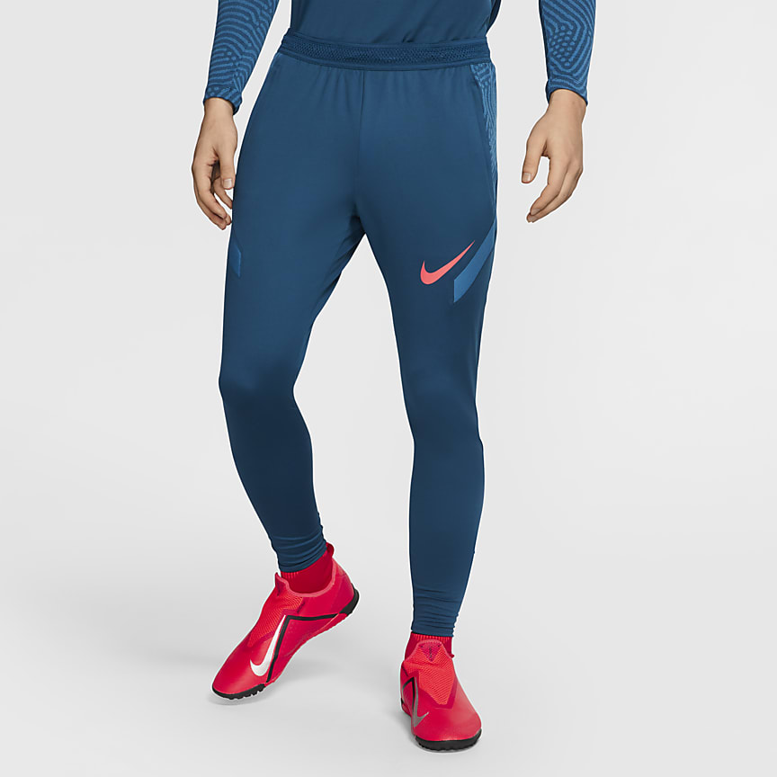 Męskie spodnie piłkarskie