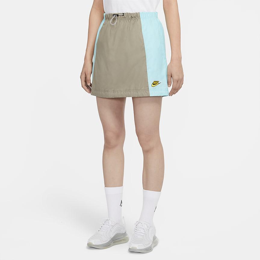 女款梭織短褲
