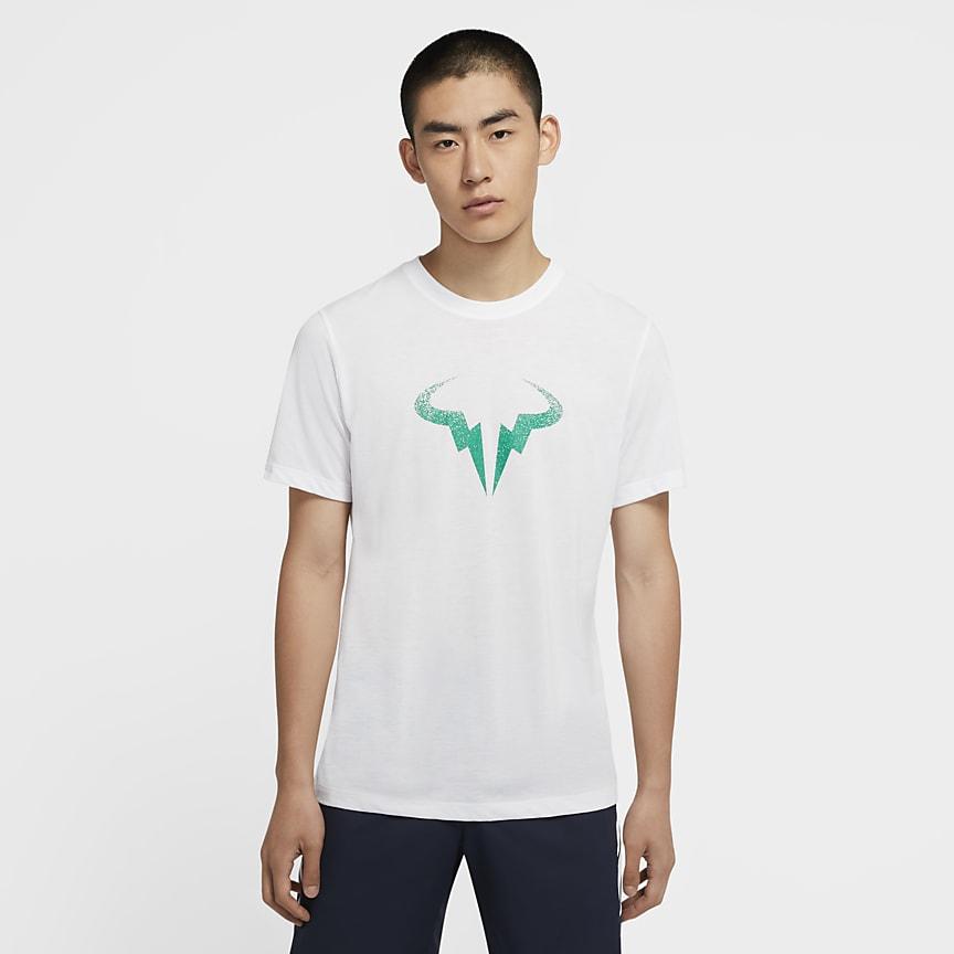 男子网球T恤