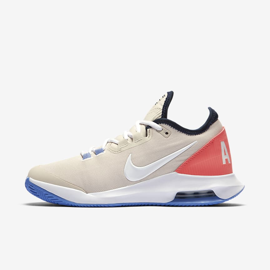 Damskie buty do gry w tenisa na kortach ziemnych