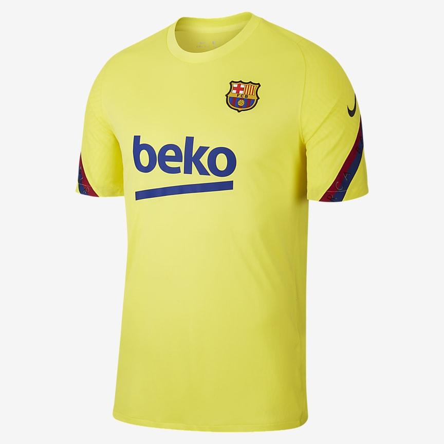 Camiseta de fútbol de manga corta para hombre