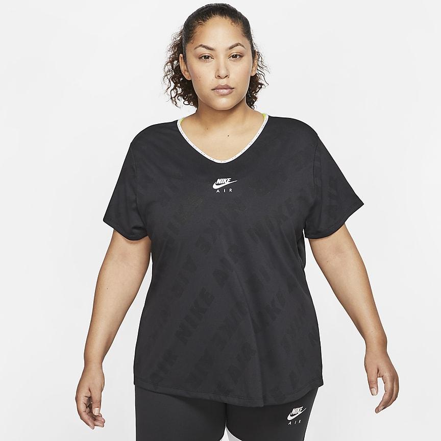 Women's Running Top (Plus Size)