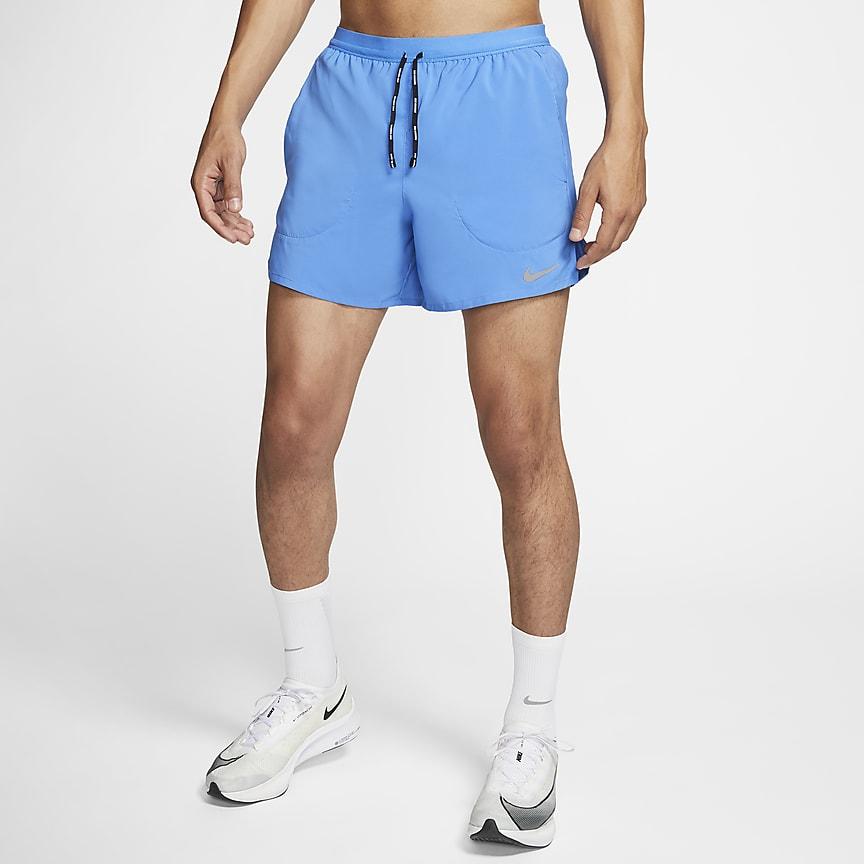 Short de running avec slip intégré 13 cm pour Homme