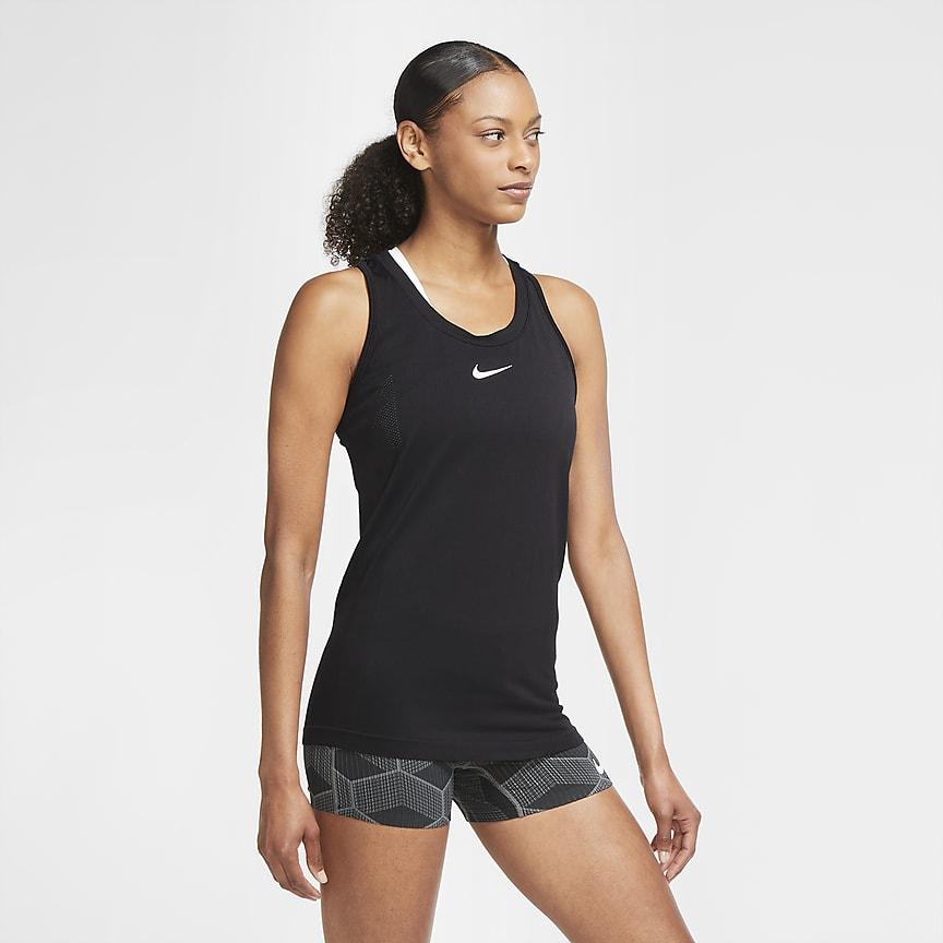 Camisola de running sem mangas para mulher