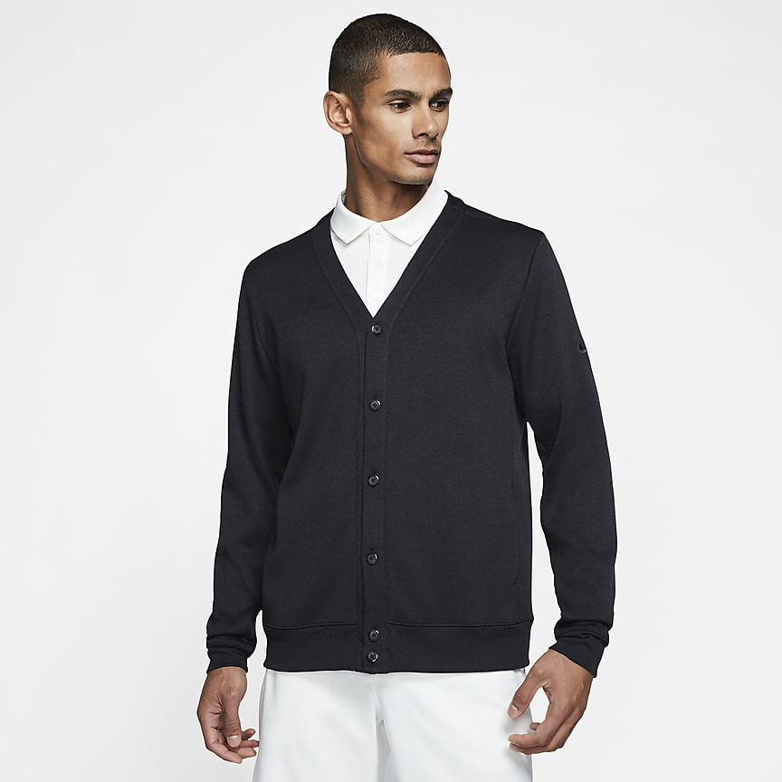 Men's Golf Cardigan