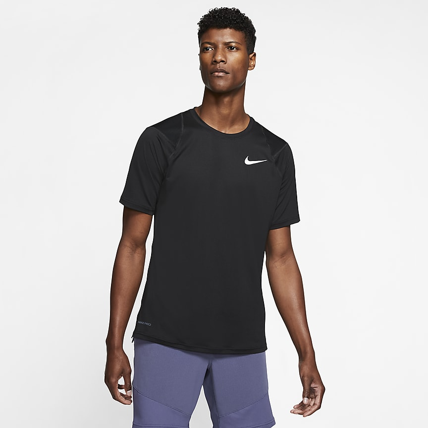 Camisa de manga curta para homem