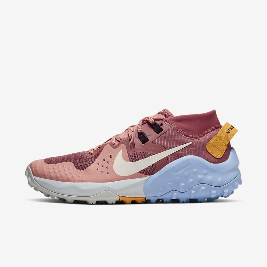 Calzado de trail running para mujer