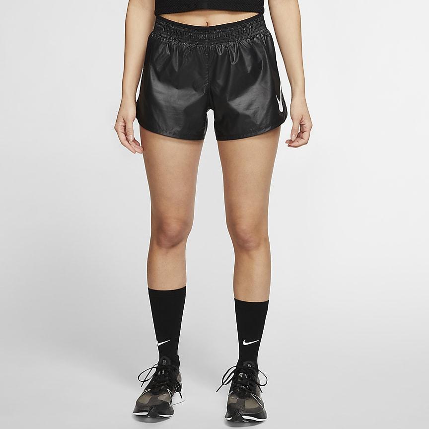 Женские беговые шорты