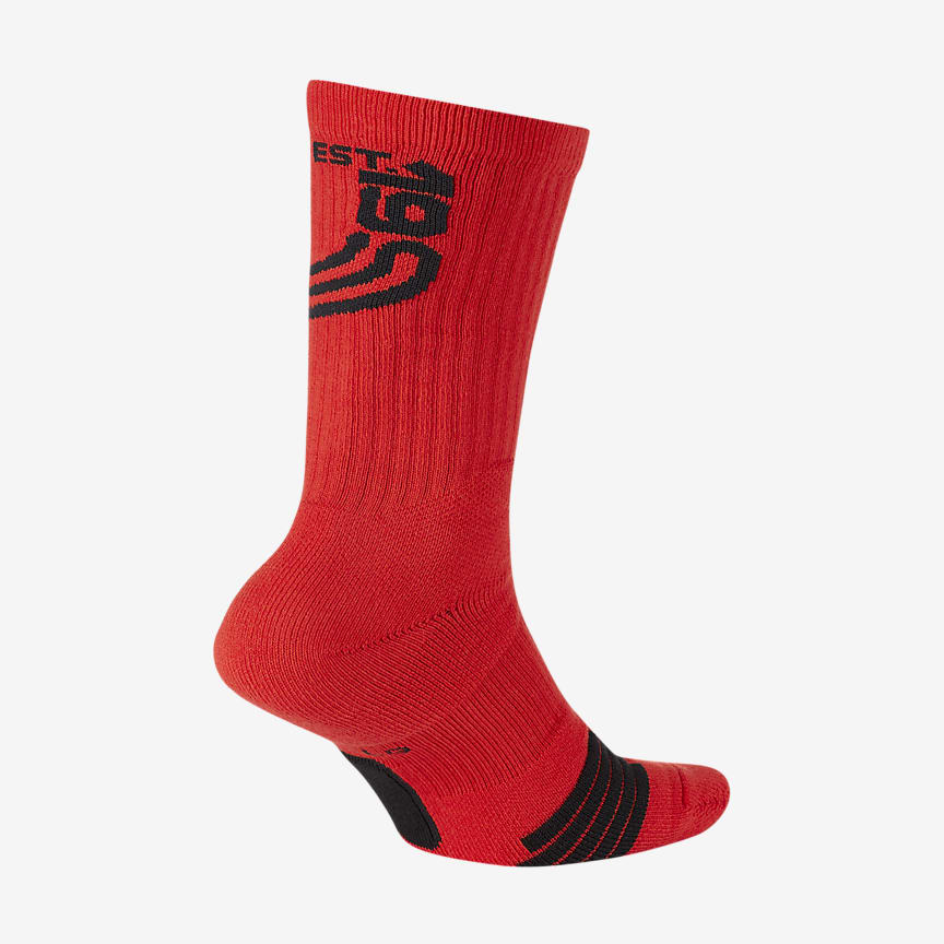 Crew Basketball Socks