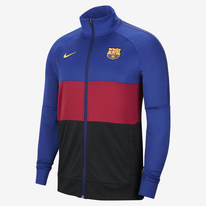 Track jacket da calcio - Uomo