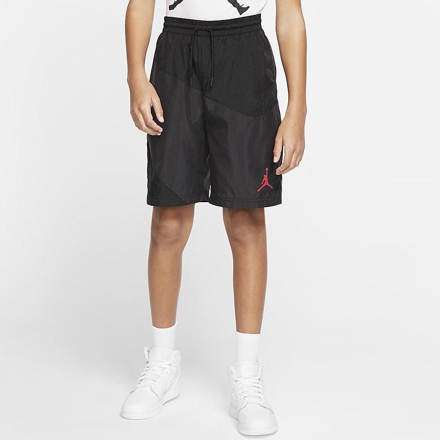 Big Kids' (Boys') Color-Blocked Shorts