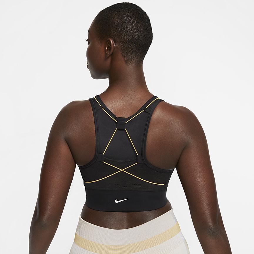 Brassière de sport à maintien normal avec poches pour Femme