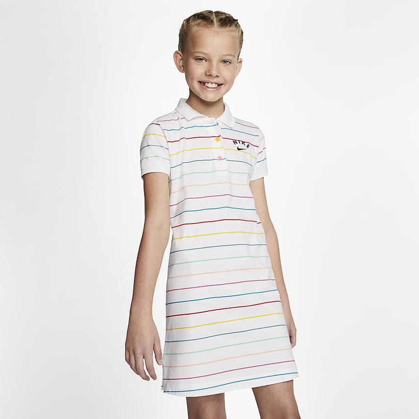 Šaty pro větší děti (dívky)