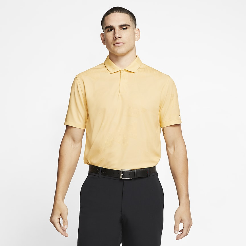 Men's Camo Golf Polo