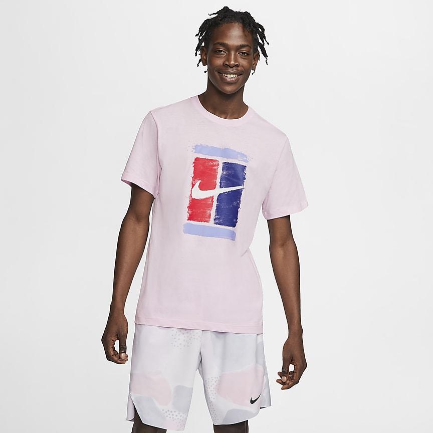 Tee-shirt de tennis pour Homme