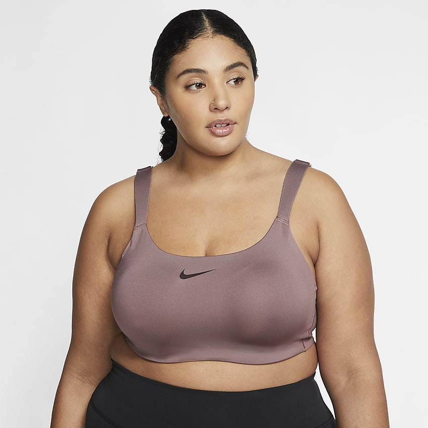 Women's High-Support Sports Bra (Plus Size)