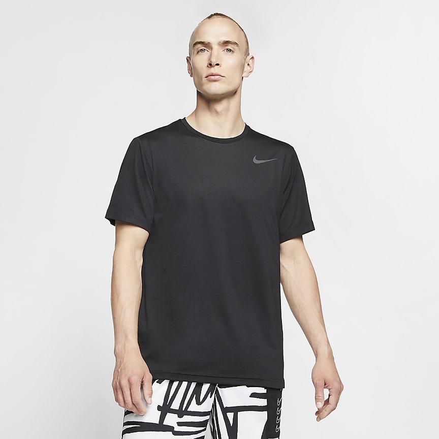 Camisola de manga curta para homem