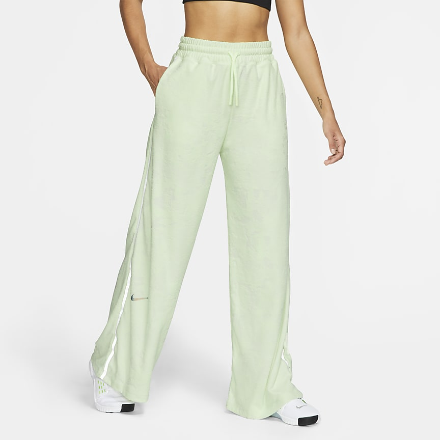 Pantaloni da training in fleece - Donna