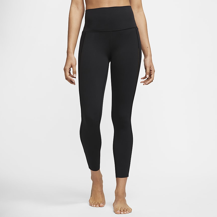 Women's Infinalon Ribbed 7/8 Leggings