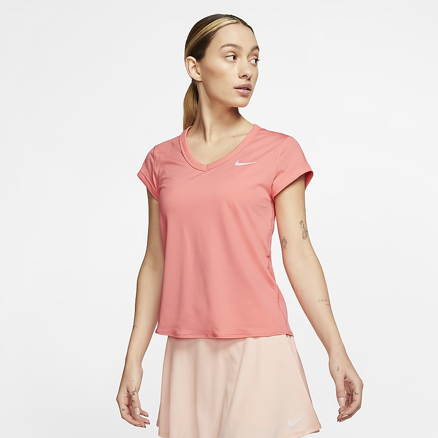 Women's Short-Sleeve Tennis Top