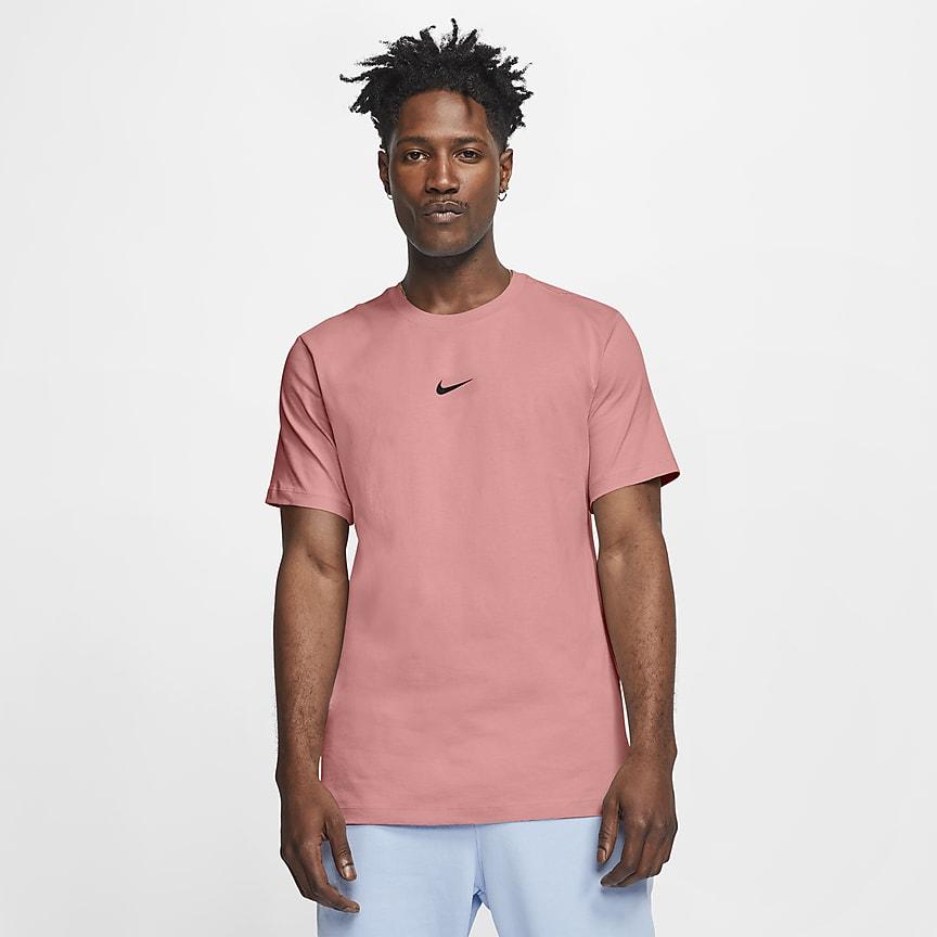 Camiseta con Swoosh - Hombre