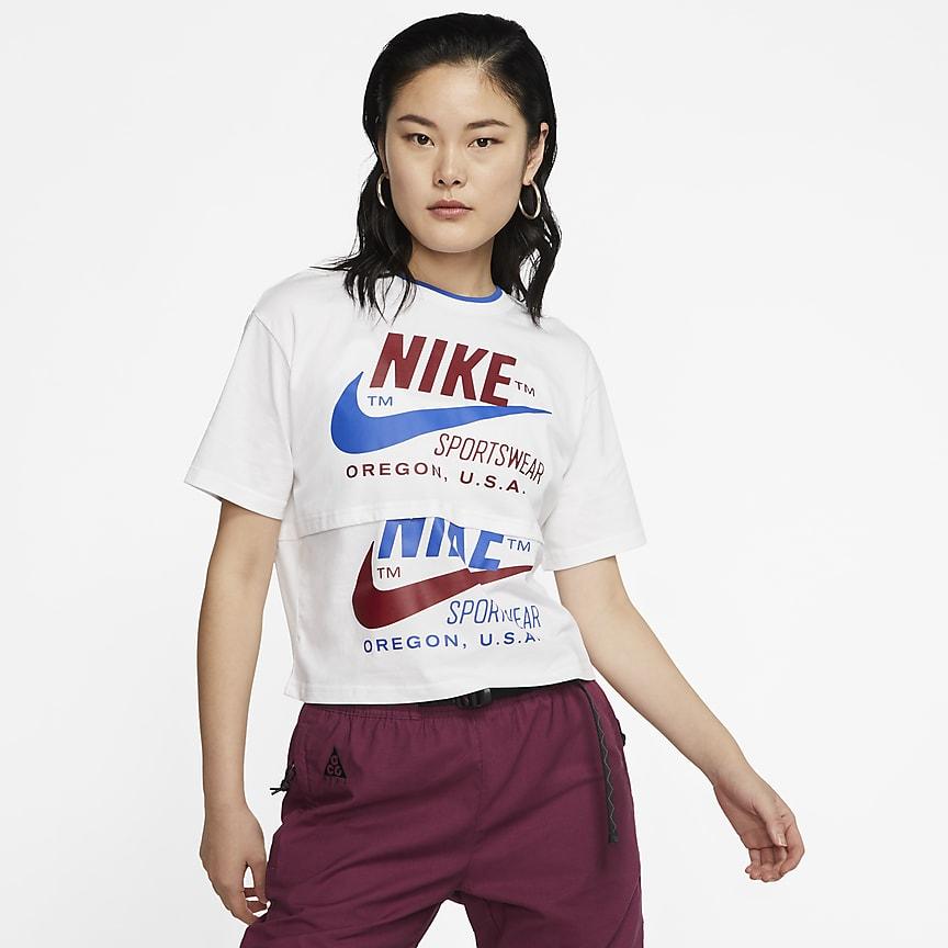 Camiseta de manga corta - Mujer