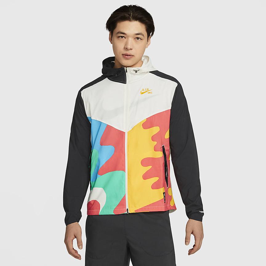 Men's Running Jacket
