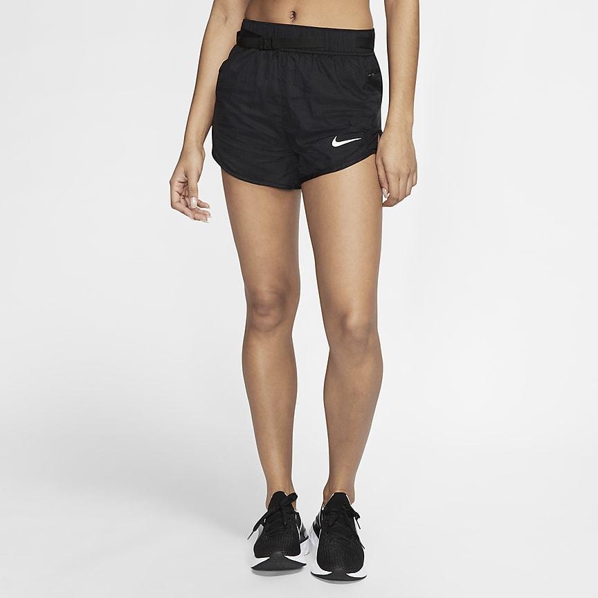 Calções de running para mulher
