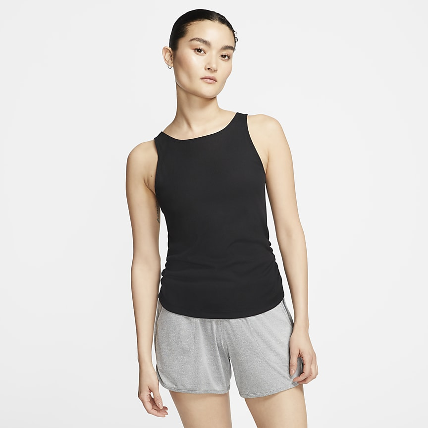 Women's Ruched Tank