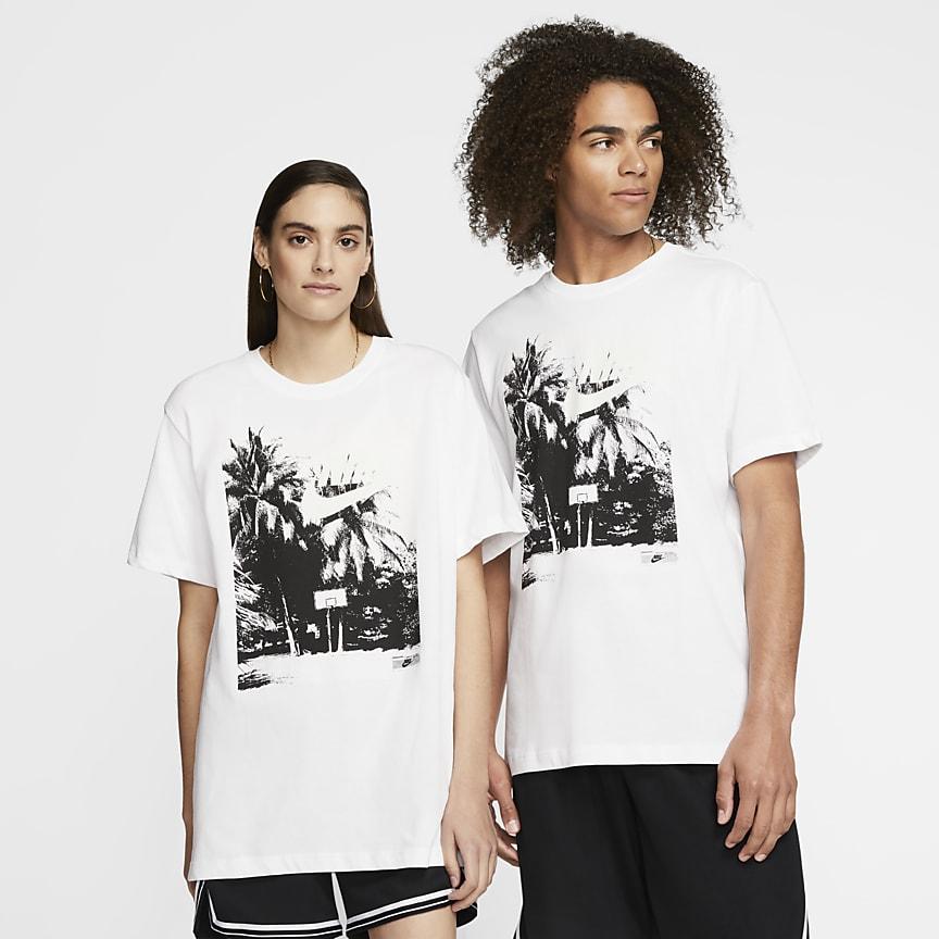 T-shirt da basket