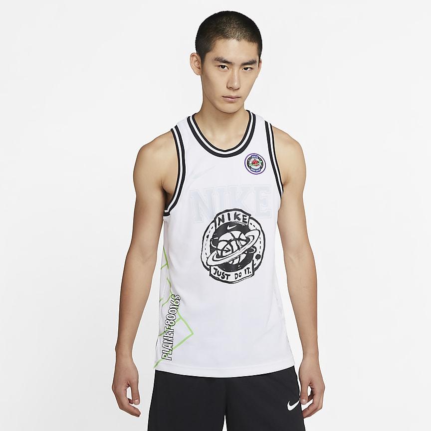 男子篮球球衣