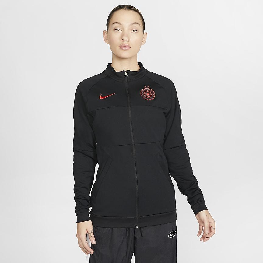 Women's Soccer Track Jacket