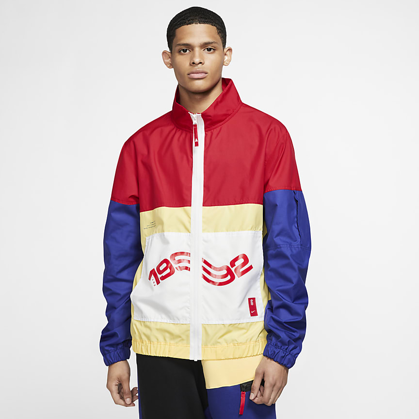 Men's Lightweight Basketball Jacket