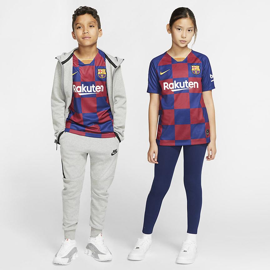 Koszulka piłkarska dla dużych dzieci