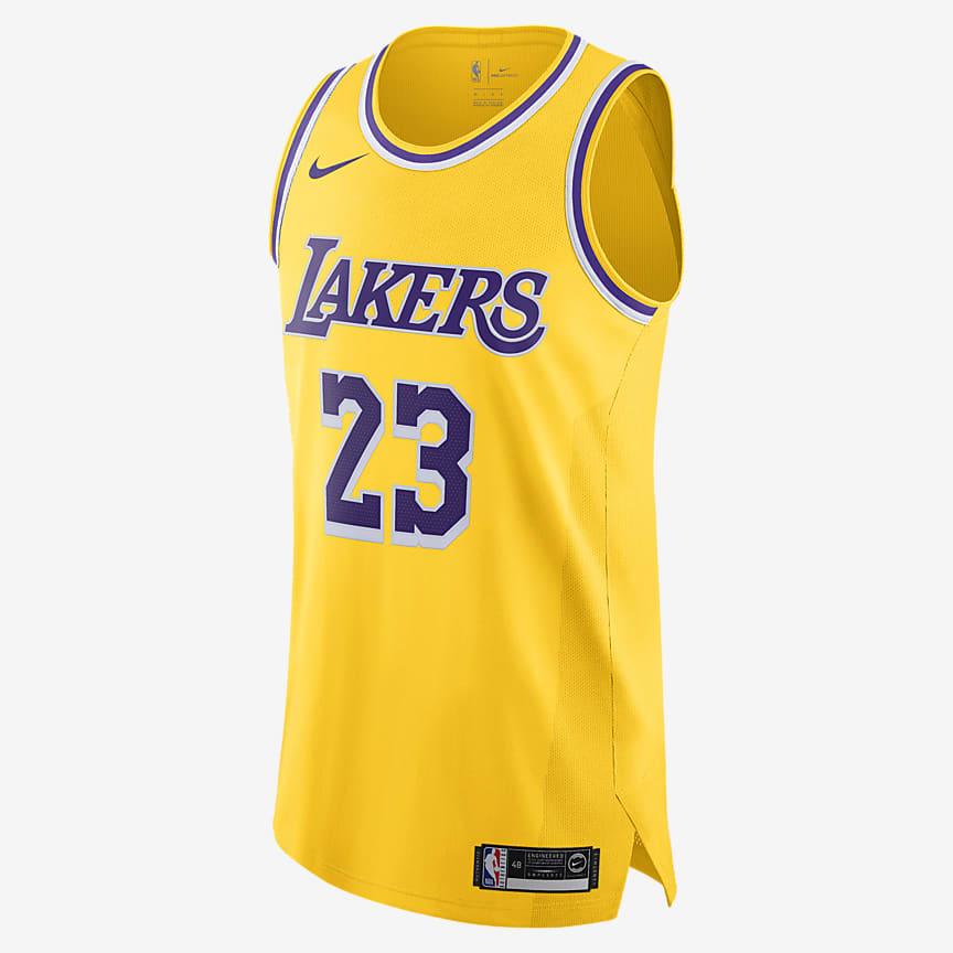 เสื้อแข่ง Nike NBA Authentic
